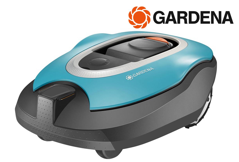 GARDENA 4052-26 Robotic R100Li