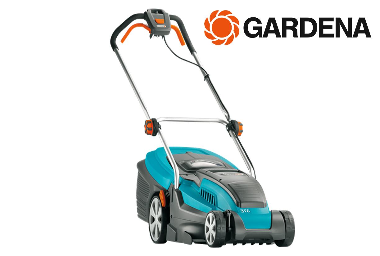 GARDENA 671004 Elektrische grasmaaier powermax 37