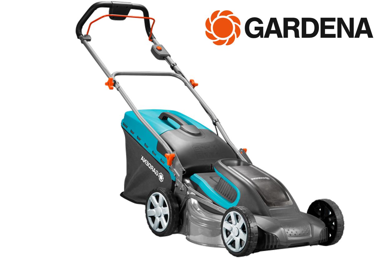 GARDENA 671008 Accu Lawnmower PowerMax Li-36/41