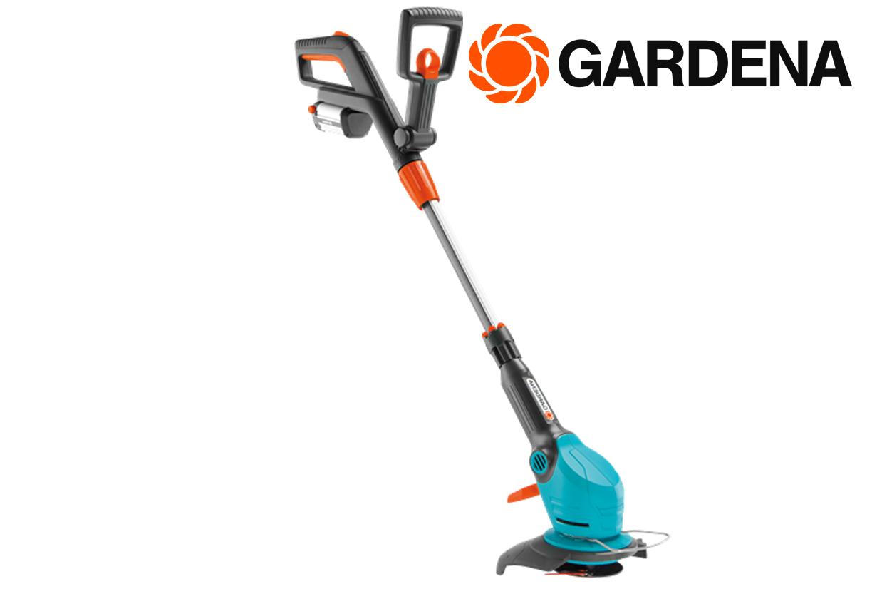 Gardena 9823-20 Eacycut turbotrimmer li 18/23r