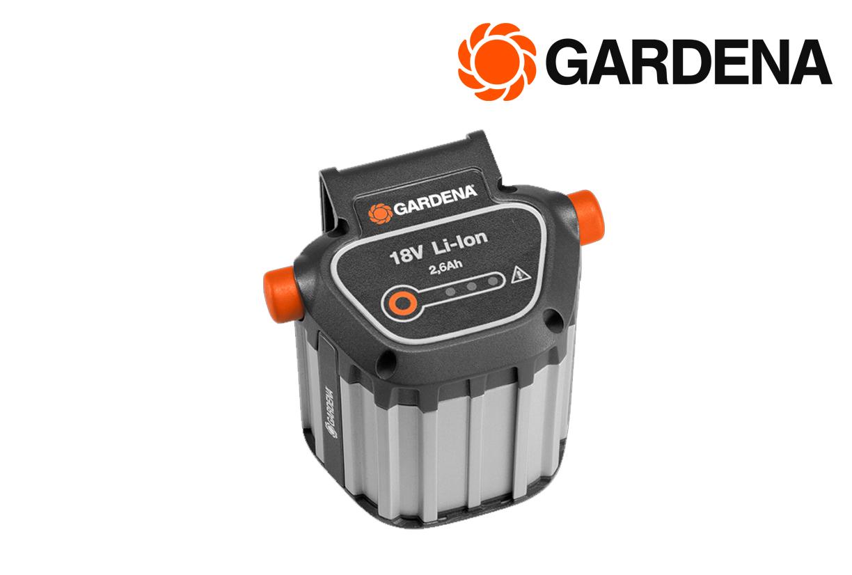 Gardena 9839-20 System accu li-ion bli-18