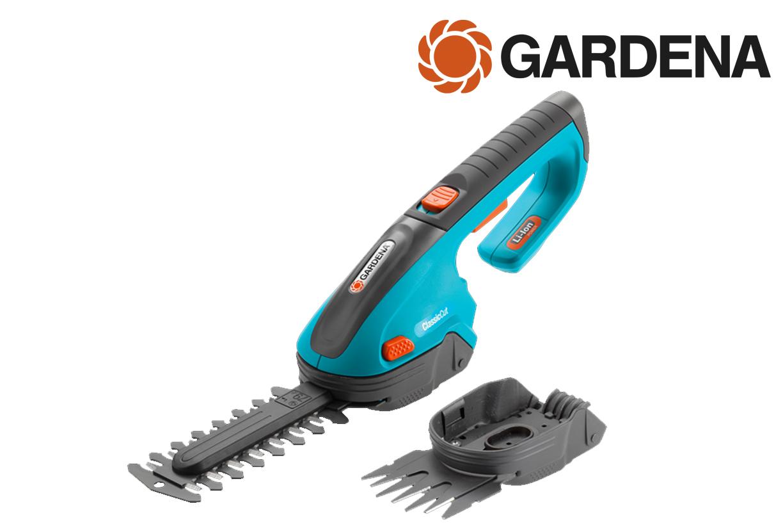 Gardena 8887-20 Classiccut gras- en buxusschaar set