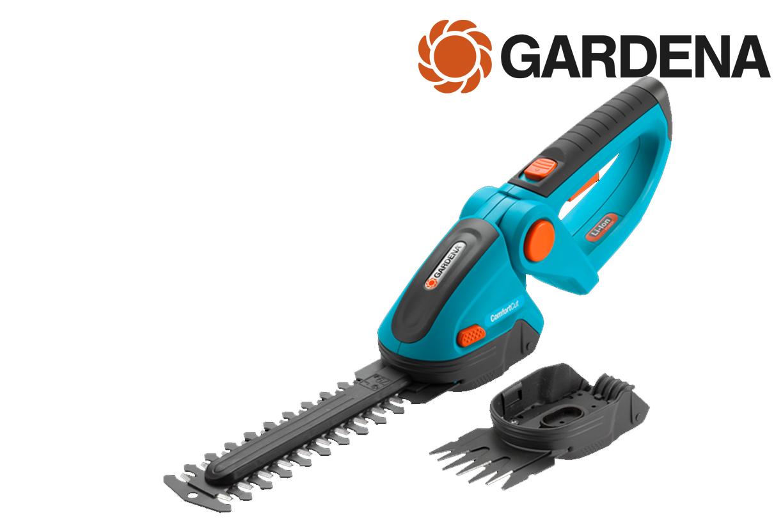 Gardena 8897-20 Comfortcut gras- en buxusschaar set