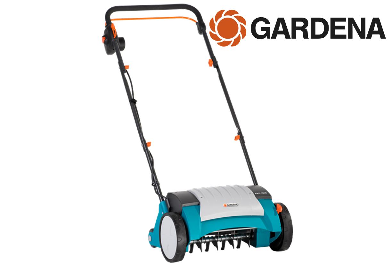 Gardena 4068-20 Elektrische verticuteermachine evc