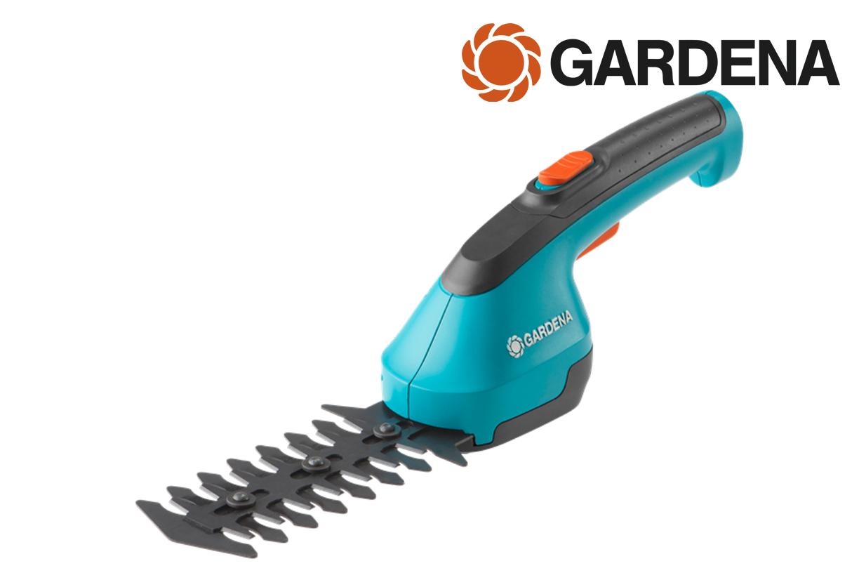 Gardena 9851-30 Buxusschaar AccuCut Li Display