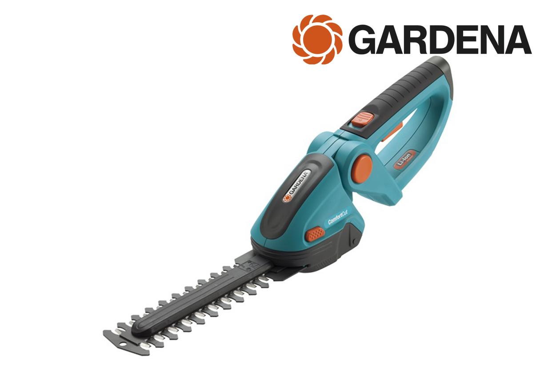 Gardena 8895-20 Comfortcut accu struik-buxusschaar
