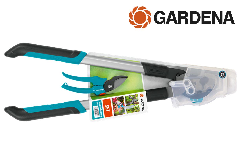 Gardena 8786-30 Takkenschaar+snoeischaar set