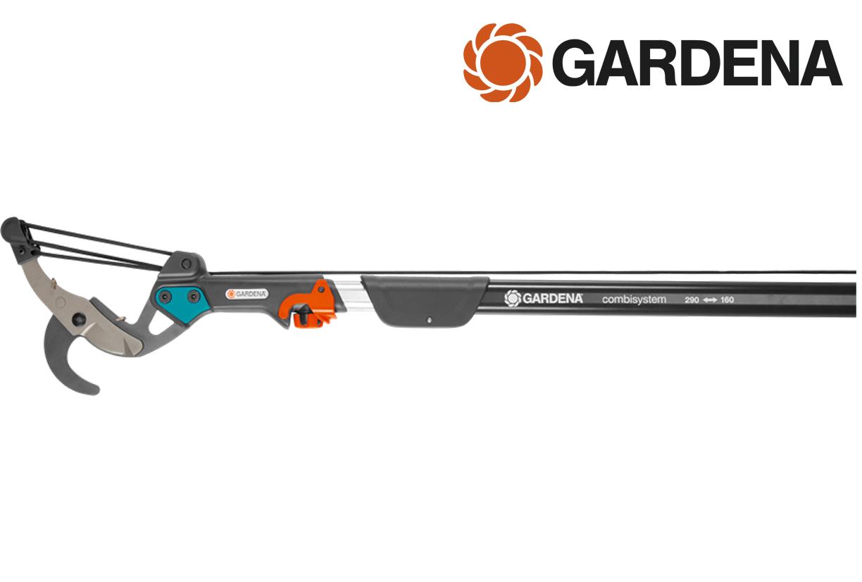 Gardena 298-30 Combisysteem boomschaar aktie