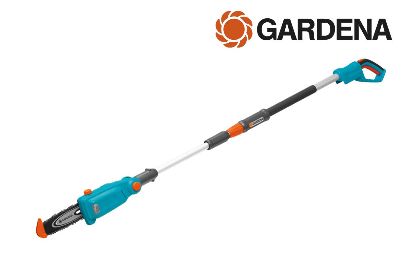 Gardena 8866-55 Accu telescoop-stokzaag tcsli-18/20 zonder accu