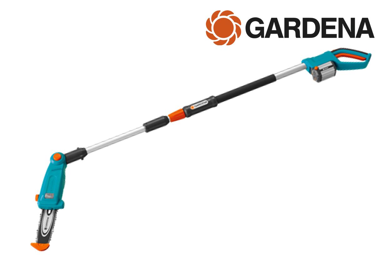 Gardena 8866-20 Accu telescoop-stokzaag tcsli-18/20