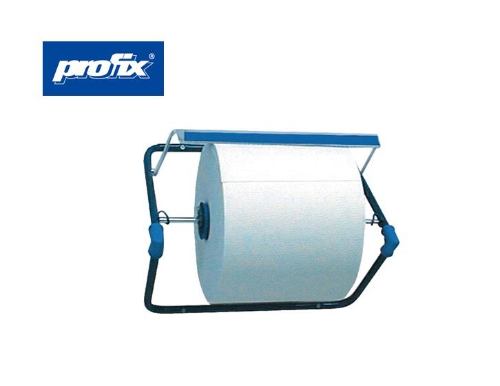 Wandhouder profix metaal blauw gelakt 470x510x400