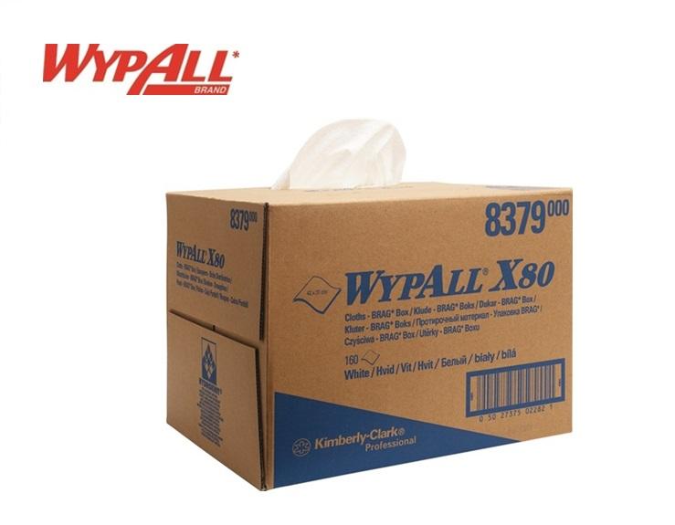 WypAll X80 poetsdoek draagdoos 8379 427x318 Wit