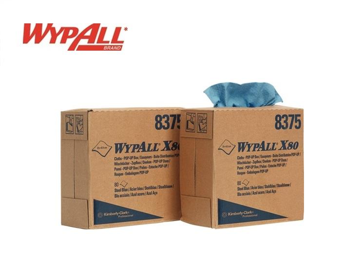 WypAll X80 Poetsdoeken 8375 426x231 Blauw