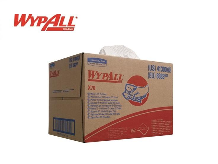 WypAll X70 Poetsdoeken 8383 427x318 Wit
