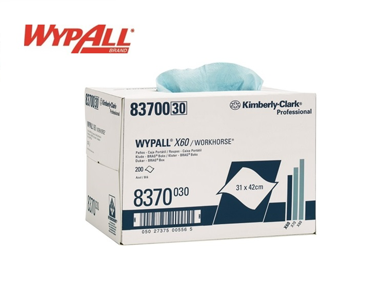 WypAll X 60 Poetsdoeken 8370 426x317