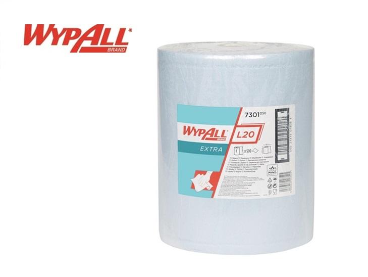Wypall L20 7301 Poetsdoeken 380x325 2-laags 1 roll x 500 vel