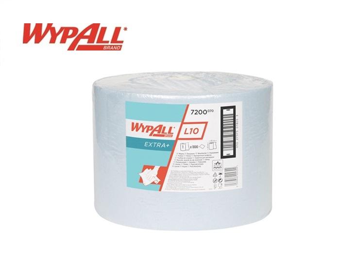 WypAll L 10 EXTRA 7200 Poetsdoeken 380x240 1-laags 1000 vel