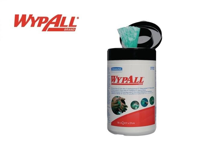 WypAll 7772 - Vochtige reinigingsdoekjes - 50 vellen