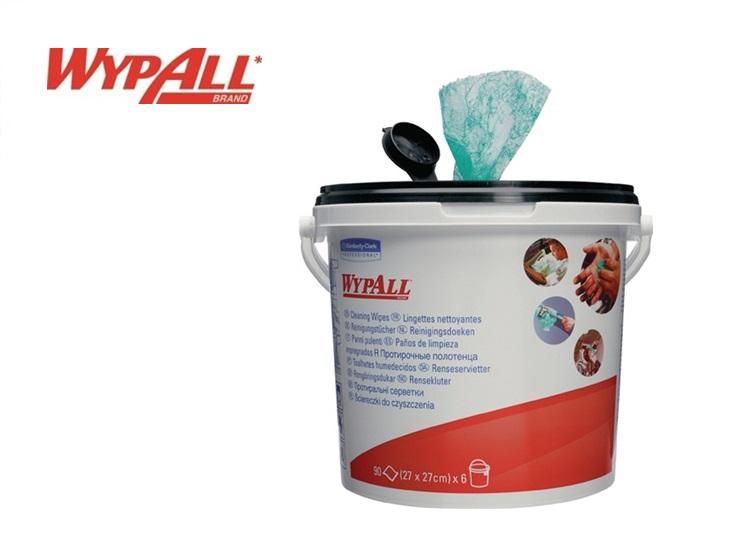 WypAll 7775 - Vochtige reinigingsdoekjes - 75 vellen