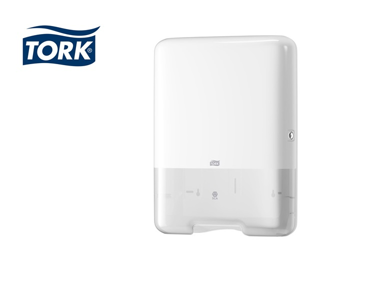 Tork ZZ-fold/C-fold Hand Towel Dispenser 333x439x136mm