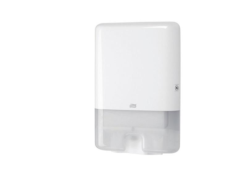 Tork Xpress Multifold Hand Towel Dispenser 302x444x102mm Interfold-plooi