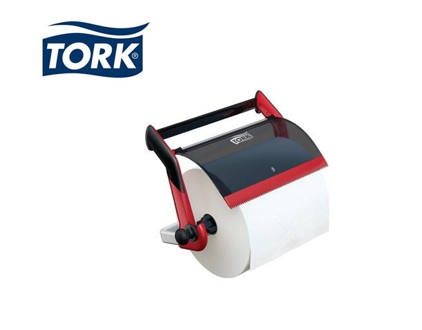 Tork 652108 Performance - Rolhouder - plastic - rood 463x646x274