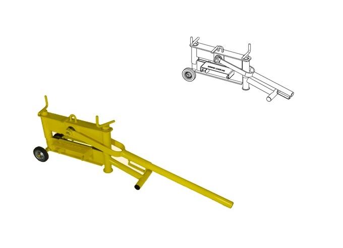 Klinker- tegelknipper 4300 MFK