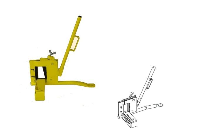 BLC Amstel- , Vecht-, Waalknipper / Duitse NF/DF