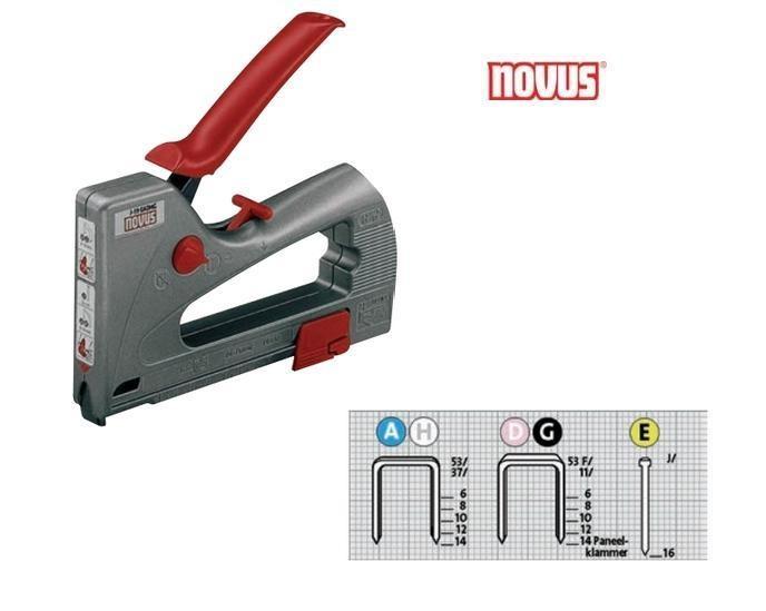 Novus J19 handtacker Novus 030-0386