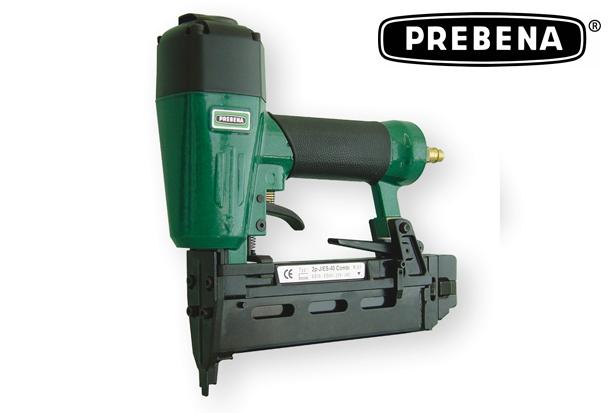 Prebena Combitacker 2P-J/ES40 voor 15-40mm nieten en 19-40mm nagels 21644