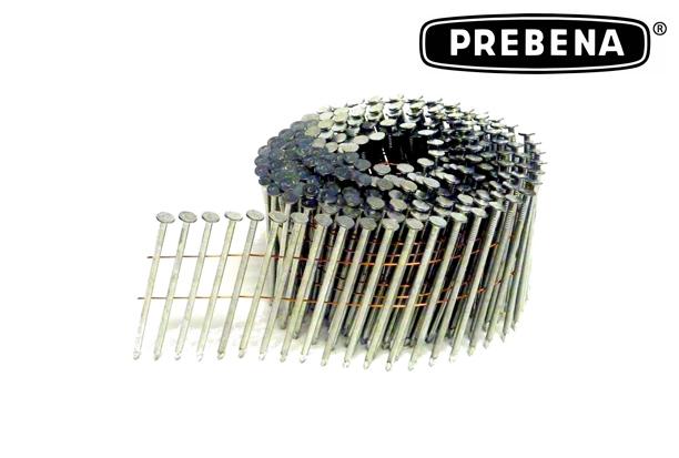 Prebena rolspijkers CNW BK 25/65mm 7200 stuks