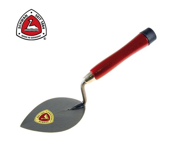 Tegeltroffel 160 mm Schwan 129801