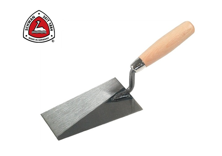 Bernse pleistertroffel 140 mm Schwan 117414