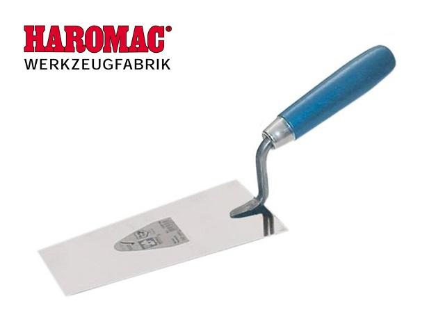 Berner pleistertroffel 140mm RVS Haromac 10060140