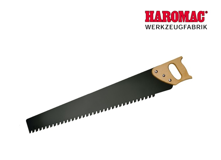 Gasbetonzaag 750 mm 34 tanden Haromac 3730175