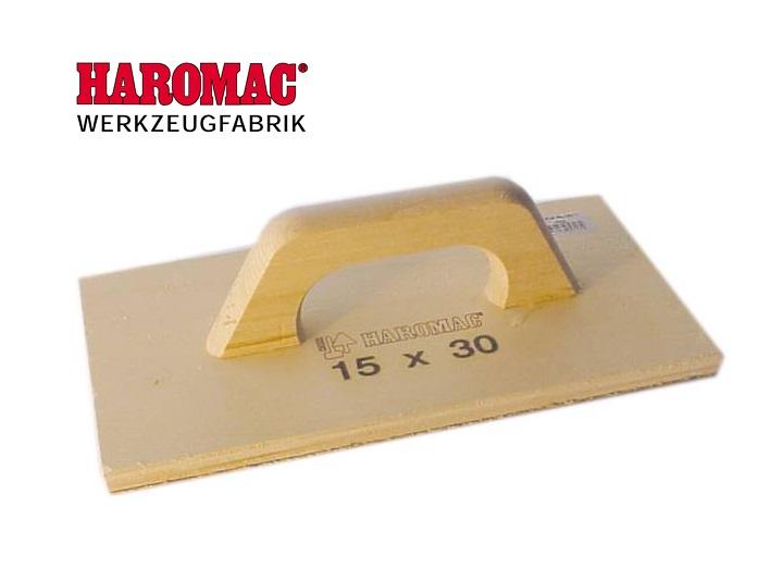Schuurbord 300x150 mm K P16 hout Haromac 17 505 300