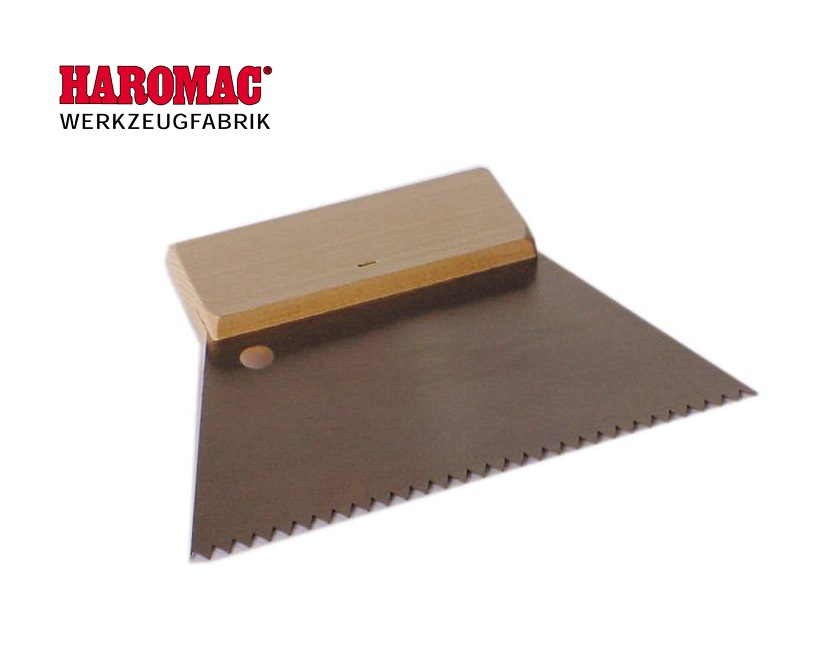 Lijmkam grof 180mm Haromac 38 320 010