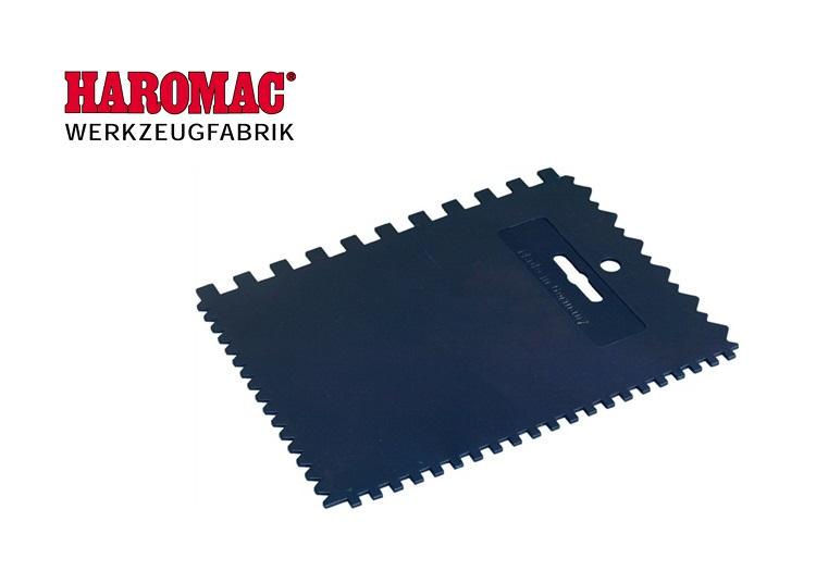 Plasticplamuurmes 4x4/6x9mm Haromac 38 325 180