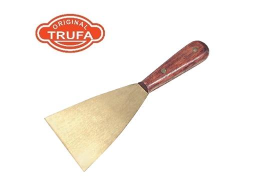 Messing plamuurmes 40mm TRUFA 515-40