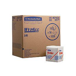WypAll doeken 32 x 33 cm Doos a 1008 st. (18 x 56)