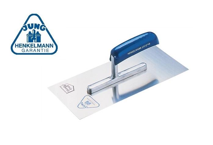 Pleisterspaan 280x130mm S.0,7mm JUNG 507 280 00