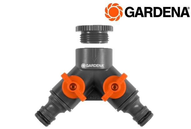 GARDENA 936-20 2-wegstuk 1/2 inch