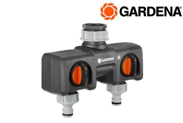 GARDENA 8193-20 2-weg waterverdeler