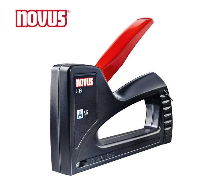 Novus J-08 XX Universele handtacker 4-8 mm
