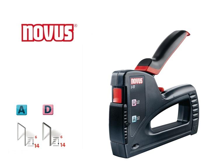 Novus J-16EAD HG Handtacker 6 - 14 mm