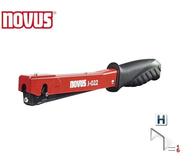 Novus J-021 H Hammertacker 4-6 mm