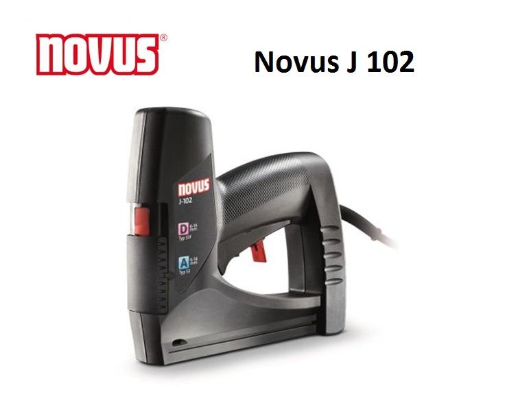 Novus J 102 Elektrotacker 6 - 14 mm