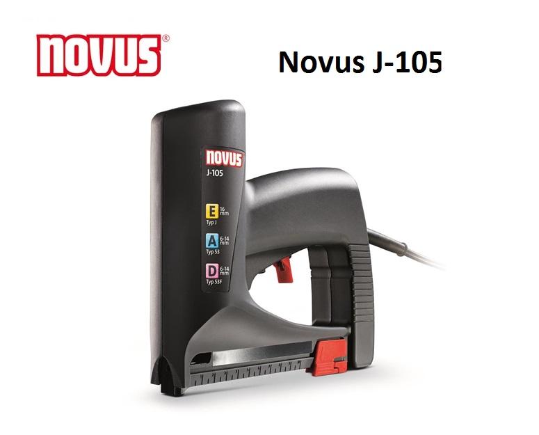Novus J-105 Elektrotacker 6-14mm
