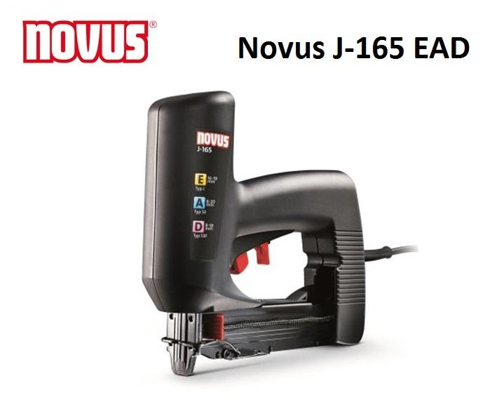 Novus J-165 EAD Elektrotacker 4-8 mm