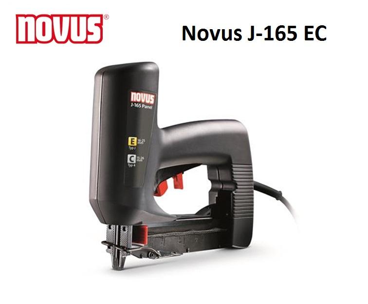 Novus J-165 EC Elektrotacker 15 - 26 mm